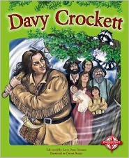 Davy Crockett (Tall Tales, Imagination Series)