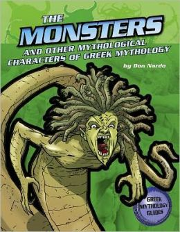 Monsters and Creatures of Greek Mythology, The