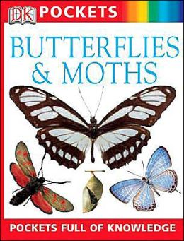 Pocket Guides: Butterflies and Moths