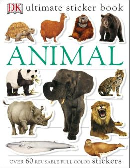 Animal (Ultimate Sticker Book Series)