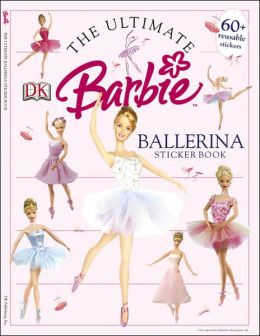 The Ultimate Ballerina Sticker Book