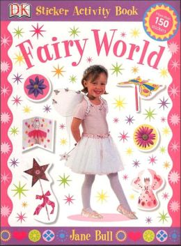 Sticker Activity Books: Fairy World