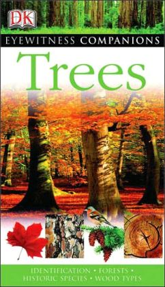 Trees (Eyewitness Companions Series)
