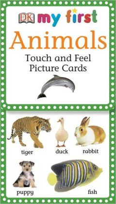 Animals (My First Touch and Feel Pictures Cards Series)