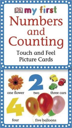 Numbers and Counting (My First Touch and Feel Pictures Cards Series)