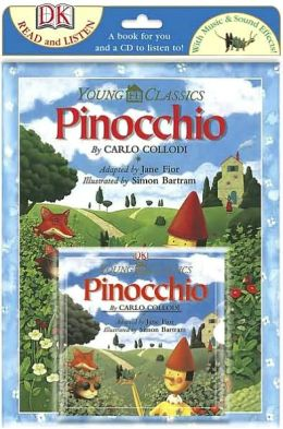 Read and Listen Books: Pinocchio