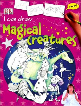 I Can Draw Magical Creatures