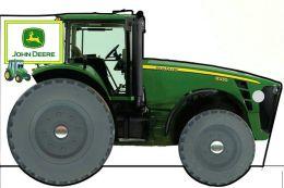 John Deere: Tractor