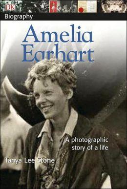 DK Publishing: Amelia Earhart