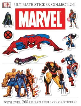 Ultimate Sticker Collection: Marvel