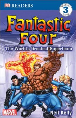 Fantastic Four: The World's Greatest Superteam
