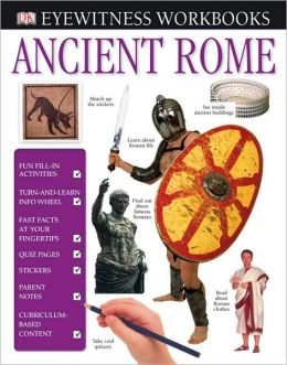 Eyewitness Workbooks: Ancient Rome