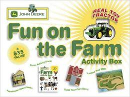 John Deere: Fun on the Farm Activity Box