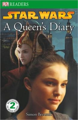 Star Wars: A Queen's Diary (DK Readers Level 2 Series)