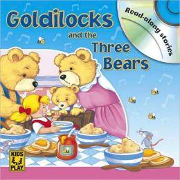 Goldilocks and the Three Bears: Read-along Paperbacks