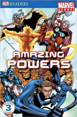 Amazing Powers (Marvel Heroes)