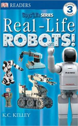 Real-Life Robots: Boys' Life Series