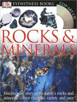 Rocks and Minerals (DK Eyewitness Books Series)