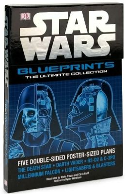 Star Wars Ultimate Blueprints Collections
