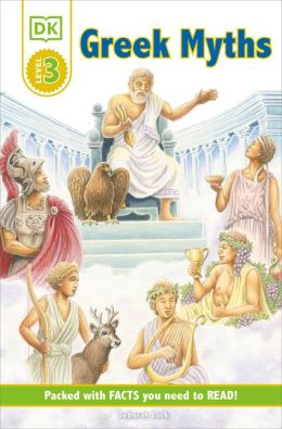 Greek Myths (DK Readers Level 3 Series)