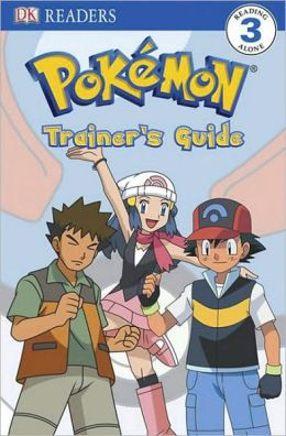 Level 3 Reader: Become a Pokemon Trainer (pb)