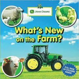 John Deere: What's New on the Farm?