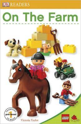 DK Readers L0: LEGO DUPLO: On The Farm