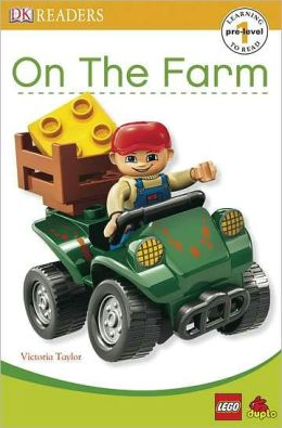 On the Farm (DK Readers Pre-Level 1 Series)