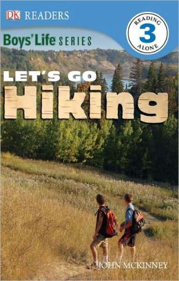 Let's Go Hiking: Boys' Life Series (DK Readers Level 3 Series)