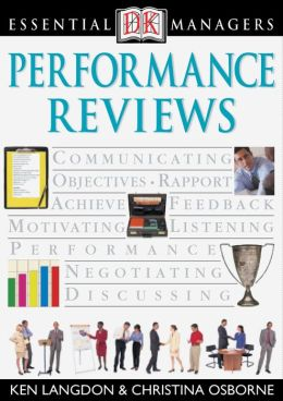 Performance Reviews (DK Essential Managers Series)