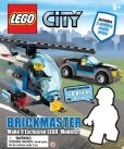 Book Cover Image. Title: LEGO Brickmaster:  LEGO City, Author: DK Publishing