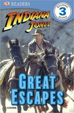 DK Readers: Indiana Jones: Great Escapes
