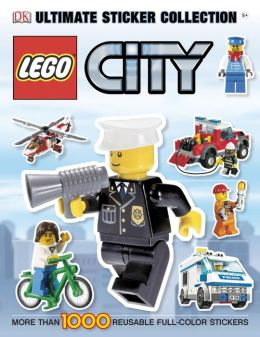 Ultimate Sticker Collection: LEGO City