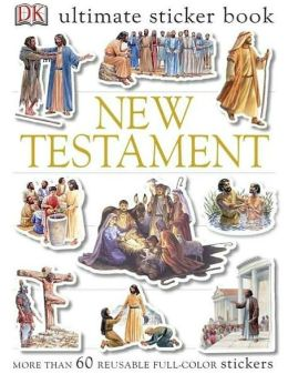 Ultimate Sticker Book: New Testament