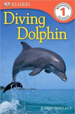 DK Readers L1: Diving Dolphin