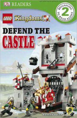 DK Readers: LEGO Kingdoms: Defend the Castle