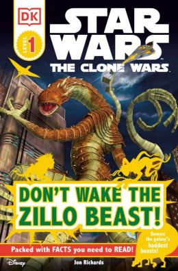 Star Wars: The Clone Wars: Don't Wake the Zillo Beast!
