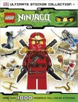 Book Cover Image. Title: Ultimate Sticker Collection LEGO Ninjago, Author: Dorling Kindersley Publishing Staff