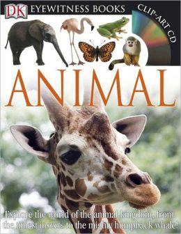 Animal (DK Eyewitness Books Series)