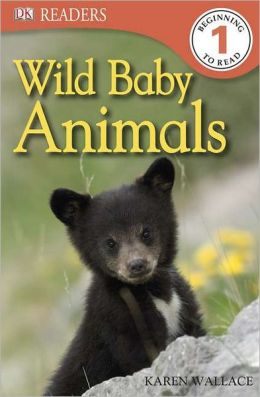 Wild Baby Animals (DK Readers Level 1 Series)