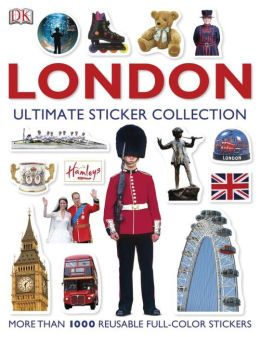 Ultimate Sticker Collection: London