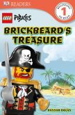Book Cover Image. Title: DK Readers:  LEGO Pirates: Brickbeard's Treasure, Author: Hannah Dolan