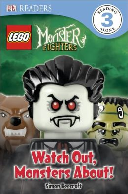 LEGO Monster Fighters: Watch Out, Monsters About! (DK Readers Series)