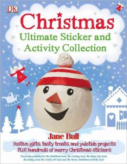 Ultimate Sticker and Activity Collection: Christmas