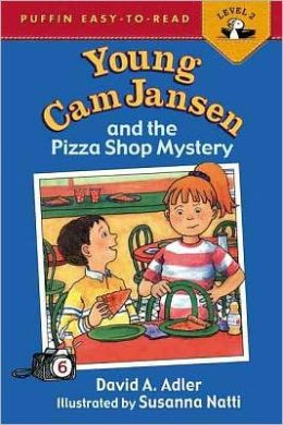 Young Cam Jansen and the Pizza Shop Mystery (Young Cam Jansen Series #6)