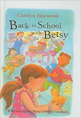 Back to School with Betsy
