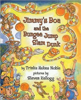 Jimmys Boa And the Bungee Jump Slam Dunk
