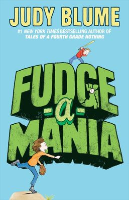 fudge a mania book report There's no doubt about it--fudge hatcher is a sweet little guy, and fans of blume's   judy blume, author, ann durell, editor dutton books $1499 (160p) isbn.