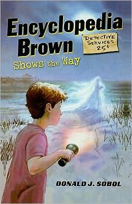 Encyclopedia Brown Shows the Way (Encyclopedia Brown Series #9)