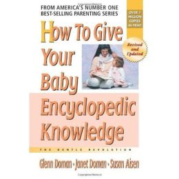 How to Give Your Baby Encyclopedic Knowledge